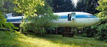 No, no es una tragedia de aviación. Cuando veas el interior lo entenderás
