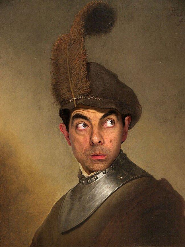 retratos-historicos-mr-bean15