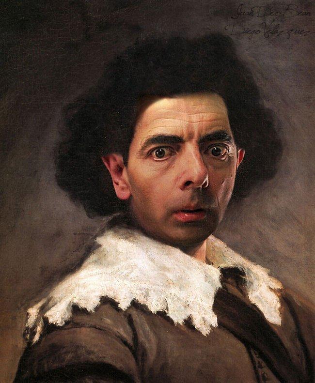 retratos-historicos-mr-bean5