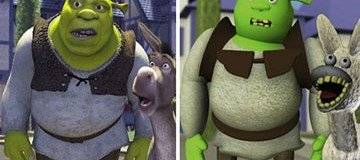 12 Ejemplos que demuestran porque las películas animadas en 3D están hechas por profesionales.