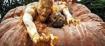 40 Calabazas de Halloween que llevan la creatividad y el terror a otro nivel.