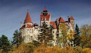 Castillo de Drácula, en Rumanía