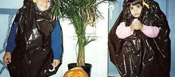 24 Padres que no dominan arte de crear disfraces de Halloween. Pero lo intentaron.