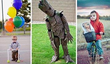 25 Ideas creativas de disfraces para niños que te encantarán para este Halloween.