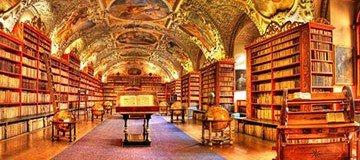 17 Impresionantes bibliotecas que contienen más secretos de lo que imaginas
