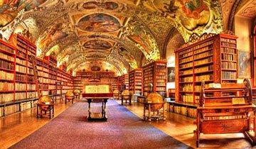 bibliotecas impresionantes