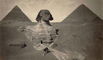 Estas 9 teorías sobre las pirámides de Egipto harán que te rasques la cabeza.