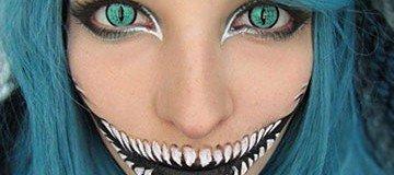 20 Ideas de maquillaje para Halloween que te dejarán alucinando