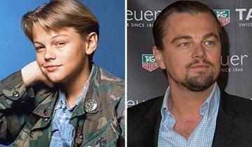 El antes y el después de las jóvenes estrellas del cine. Algunos han mejorado, otros no tanto.