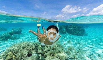 33 Hermosos lugares donde puedes nadar en aguas cristalinas