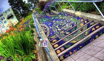 15 Escaleras que se han convertido en una obra de arte