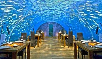 30 Restaurantes donde el placer no solo está en la comida. Vistas increíbles