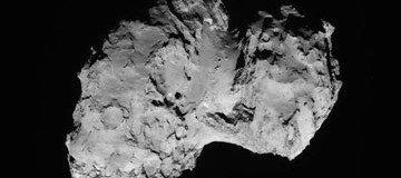 Los científicos descubrieron algo increíble sobre el Cometa 67P. Podrás cantar.