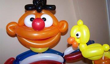 Globoflexia, el arte con globos que fascina tanto a grandes como a pequeños.
