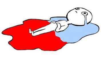 20 Razones por las cuales la menstruación es peor que el Apocalipsis. Oh, si.