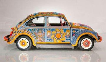 Hay algo extraño en este Volkswagen Sedán, y no es lo que tu piensas.