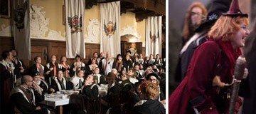 El sueño de todo fan de Harry Potter: abre una escuela de magos en Polonia.