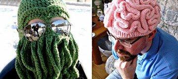 25 Gorros creativos para enfrentar el frío del invierno sin pasar desapercibido.