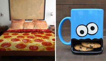 20 Ideas brillantes de regalos para los amantes de la cocina y la comida.
