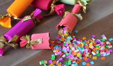 Ideas de comida, bebida y decoración para lucirte con tus invitados en la fiesta de fin de año.