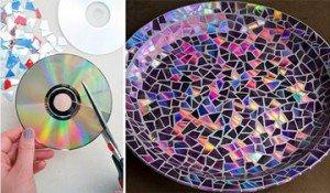 reciclar cd