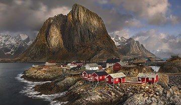 Visitar Noruega