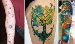 tatuajes de galaxias