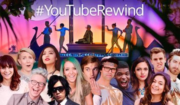 Youtube rememora lo más viral de 2014 en un solo vídeo. #YouTubeRewind