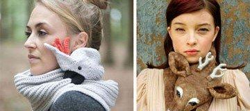 20 Bufandas tan brillantes y creativas que no querrás que llegue verano.
