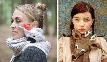 bufandas creativas