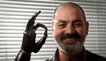 Estos cyborgs de la vida real te harán confundir los límites entre humanos y máquinas.