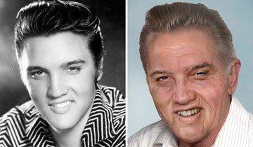 Así serían a día de hoy estas grandes estrellas de la música si todavía estuvieran vivas.