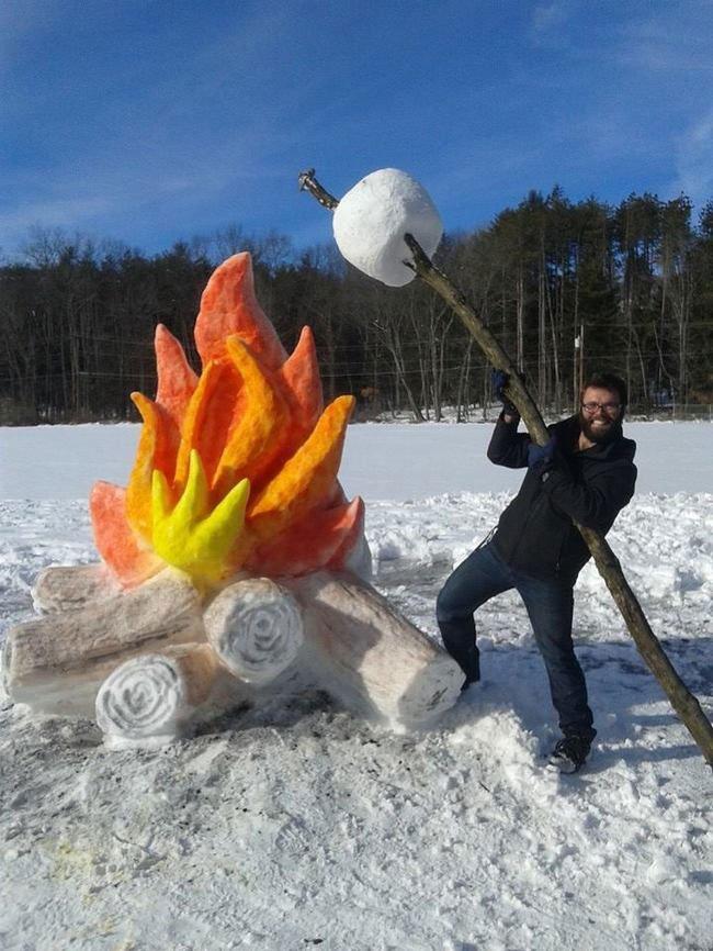 figura-nieve-fogata-malvaviscos3