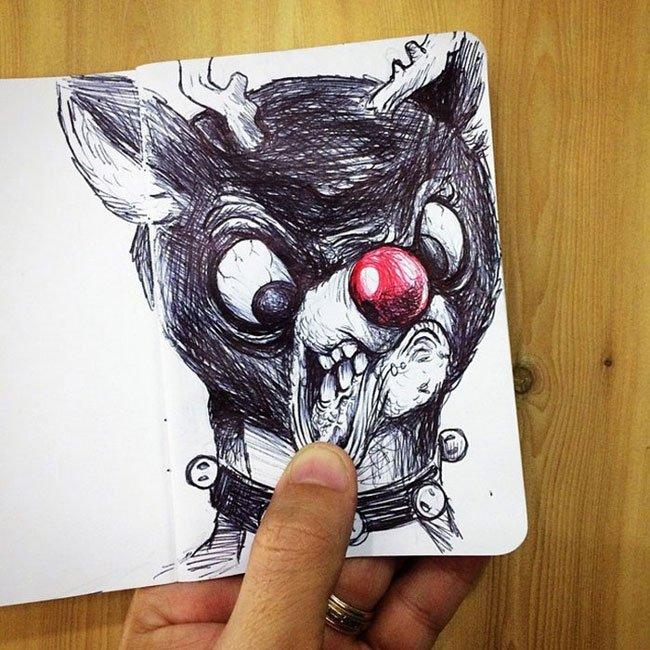 lucha-ilustraciones-solis16