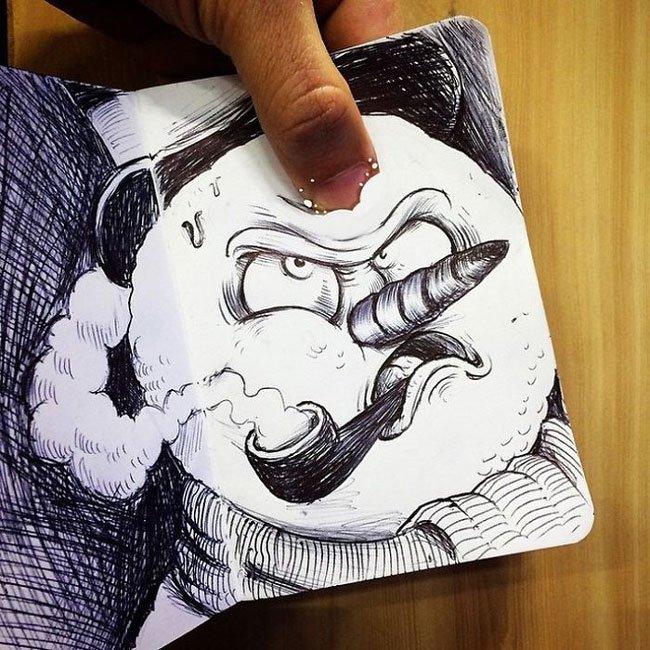 lucha-ilustraciones-solis18
