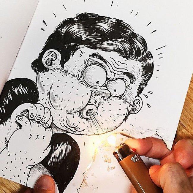 lucha-ilustraciones-solis4