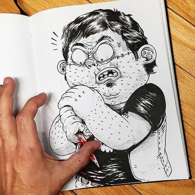 lucha-ilustraciones-solis5