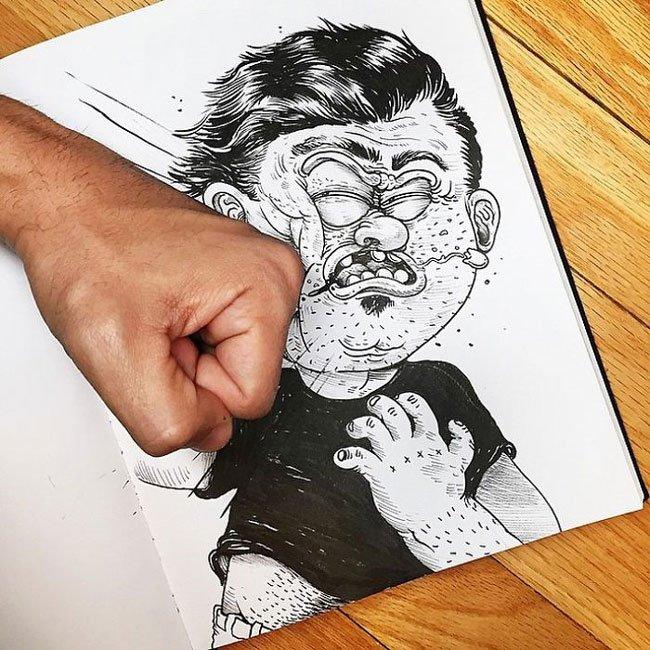 lucha-ilustraciones-solis6
