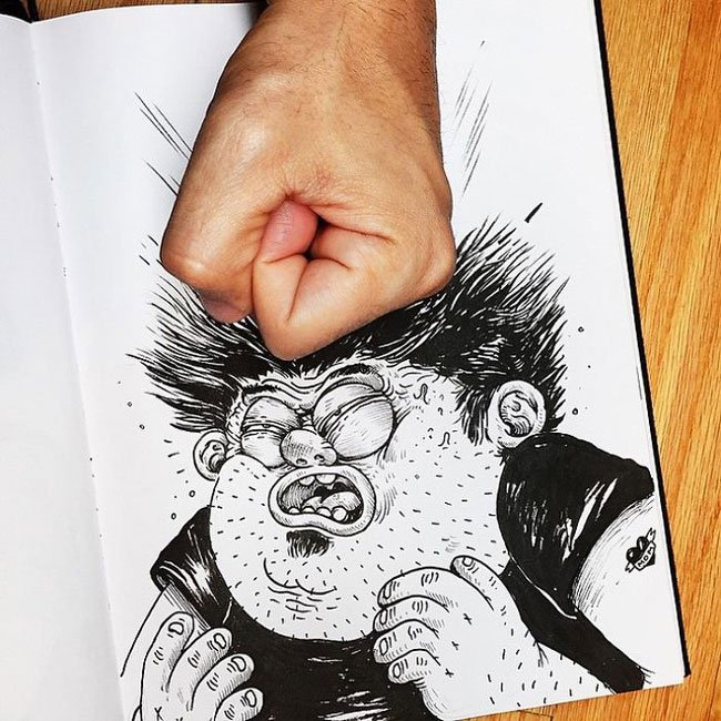 lucha-ilustraciones-solis9