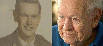 Sobreviviente del Holocausto se reunió con el soldado que lo liberó 70 años atrás.