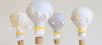 18 Ideas geniales para reutilizar y dar una nueva vida a tus viejas bombillas.