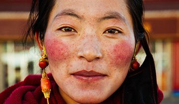 Esta fotógrafa recorrió 37 países para demostrar que la belleza está en todas partes.