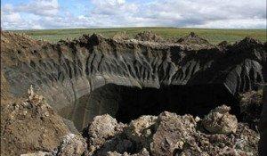 Cráteres Rusia