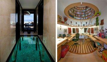 25 Diseños de interiores increíbles que llevarán tu casa a otro nivel.