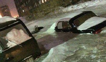 Lo que le ocurrió a esta ciudad Siberiana, demuestra el poder del invierno.