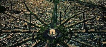Estas perspectivas lejanas de lugares famosos del mundo cambiarán tu visión sobre ellos.