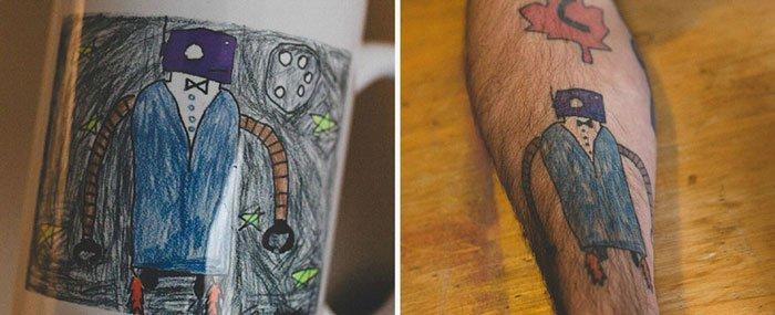 padre-tatuajes-dibujos-hijo2