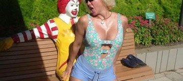 Ahora entenderás por qué terminó desapareciendo el payaso de McDonald's.