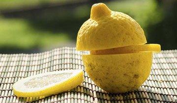 Cuando la vida te da limones… Puedes hacer cosas tan útiles como estas.