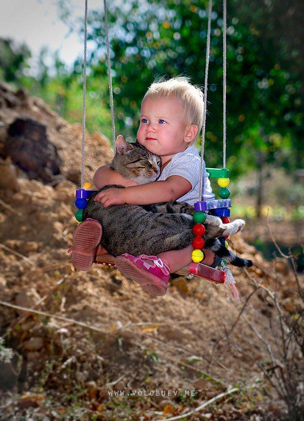 bebes-con-gatos-1